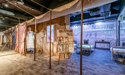 Florence Nightingale Museum wins awards