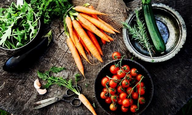 Go green: veggie & vegan London