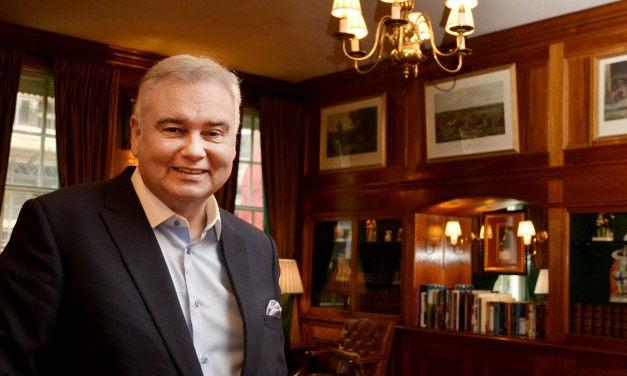 How a TV bust-up gave Eamonn Holmes his big break
