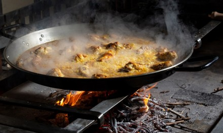 Paella in the spotlight
