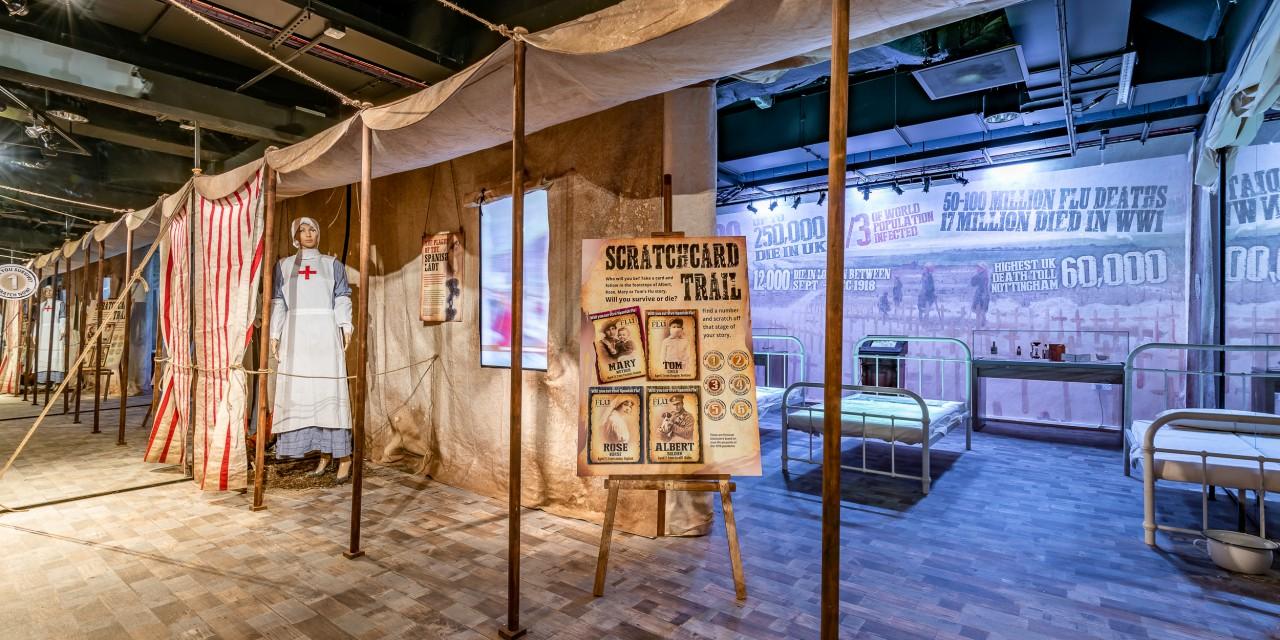 Florence Nightingale Museum wins awards