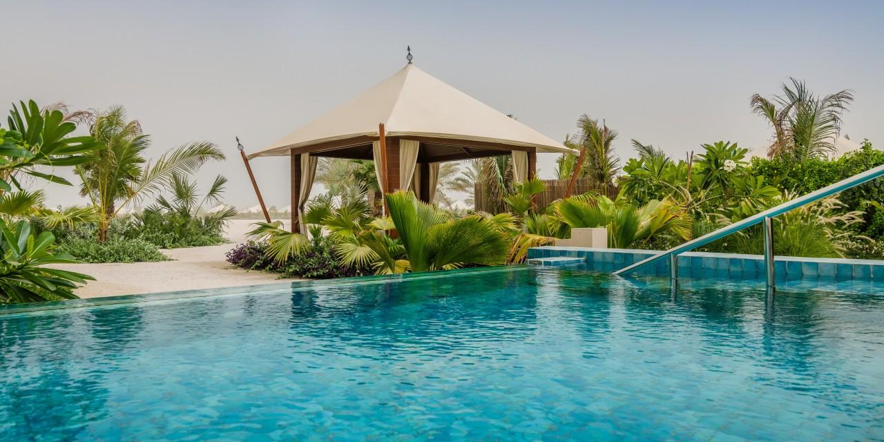 Unspoilt luxury in the UAE