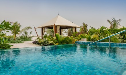 Unspoilt luxury in the UAE