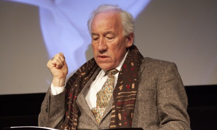 Simon Callow and poetry