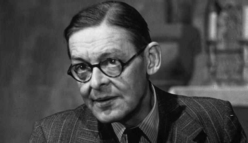 The legendary world of T. S. Eliot