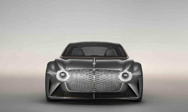 A Century of Bentley