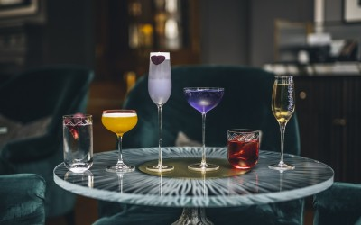 Cocktails and art