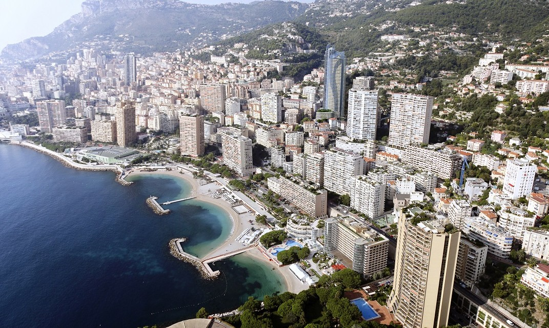 Monaco's luxury building boom