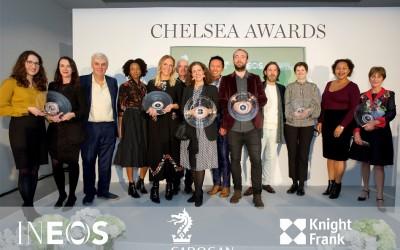 Chelsea award winners