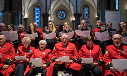 Choral sensation