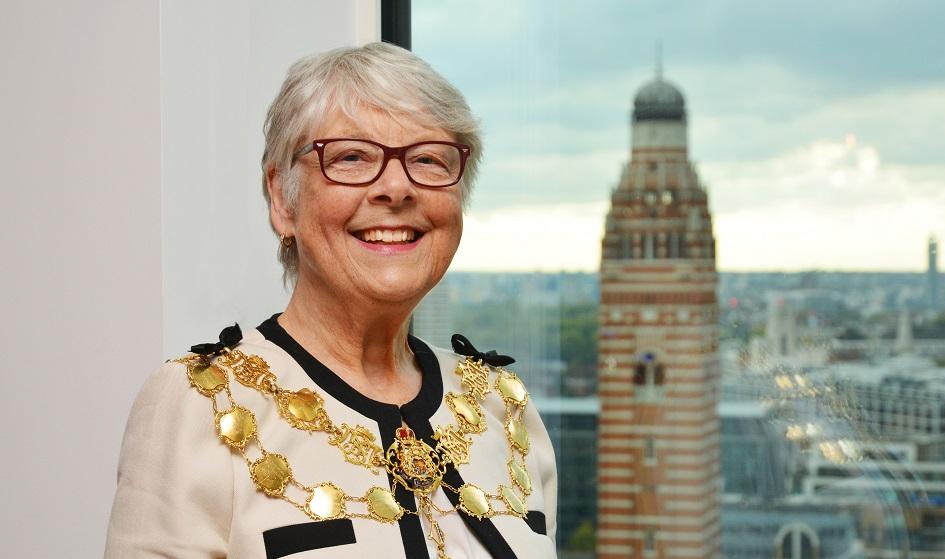 Historic Lord Mayor