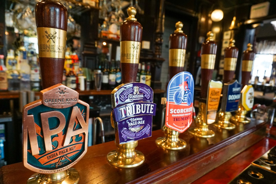 Westminster's pubs