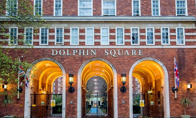 Famous Dolphin Square
