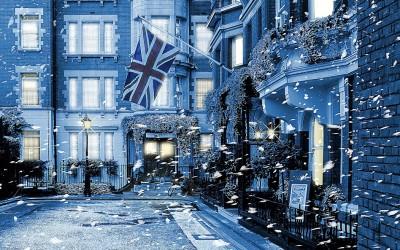 A Mayfair Christmas
