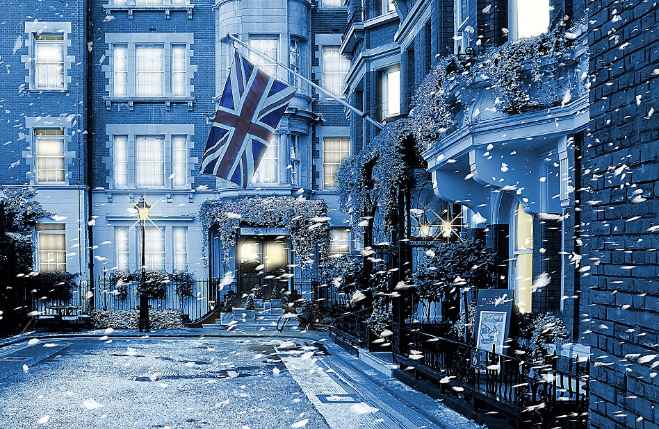 A Mayfair Christmas