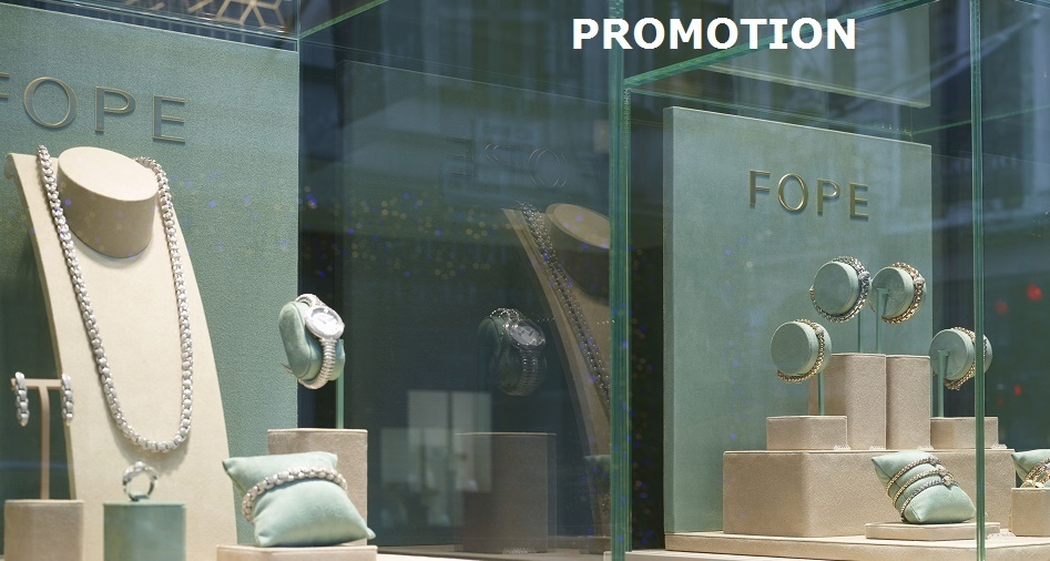 FOPE arrives in Mayfair