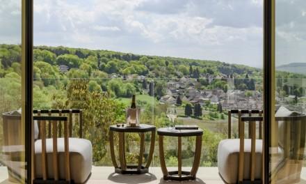Champagne retreat