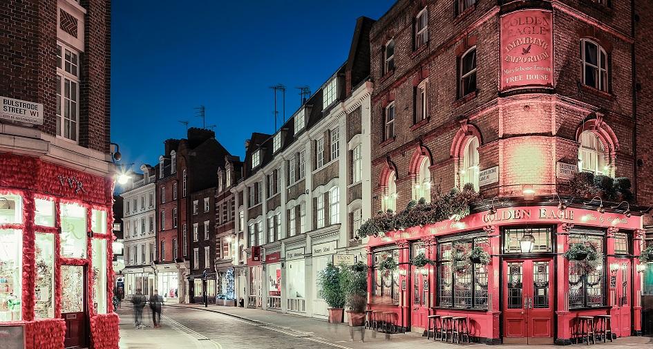 Marylebone festivities