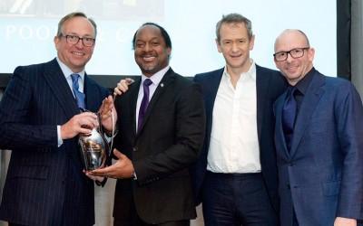 Community Awards winners