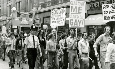 LGBT+ history