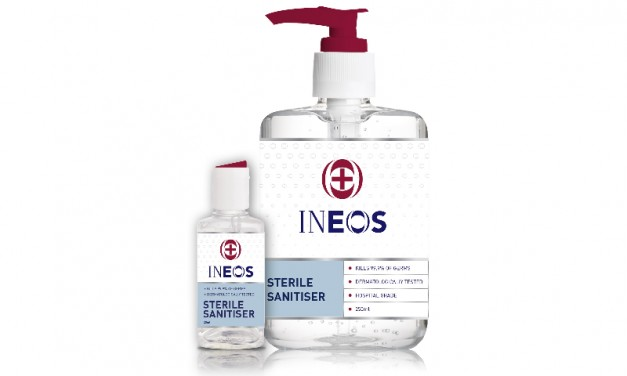 INEOS to build hand sanitiser plant