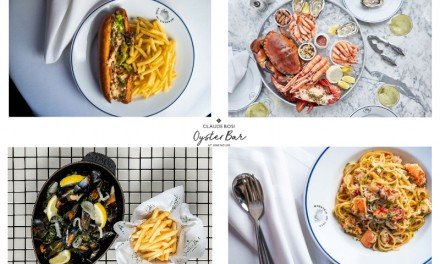 Oyster Bar at Bibendum – Delivery & Collection service in Chelsea