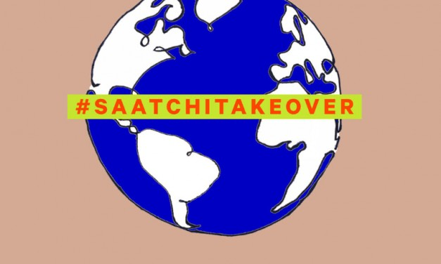 Saatchi Gallery launches #SaatchiTakeover