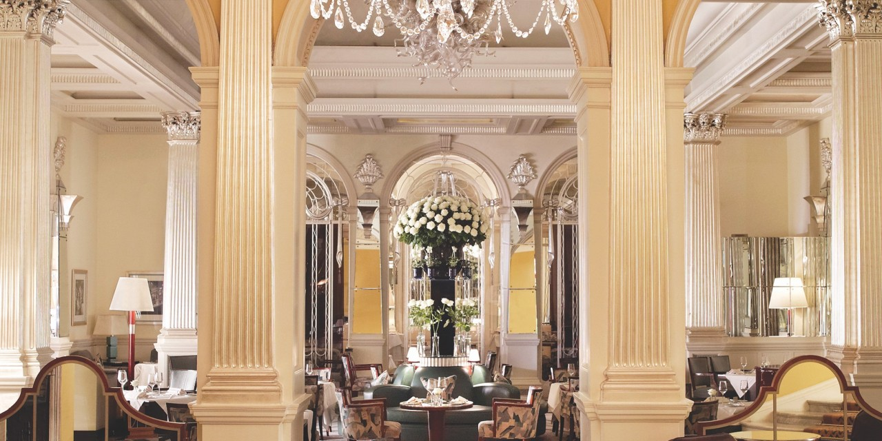 Claridge's offers free accommodation and meals for NHS workers