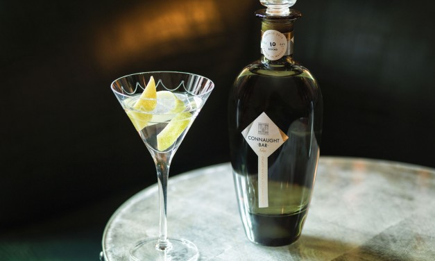 Make The Connaught Bar's world-famous martini at home!