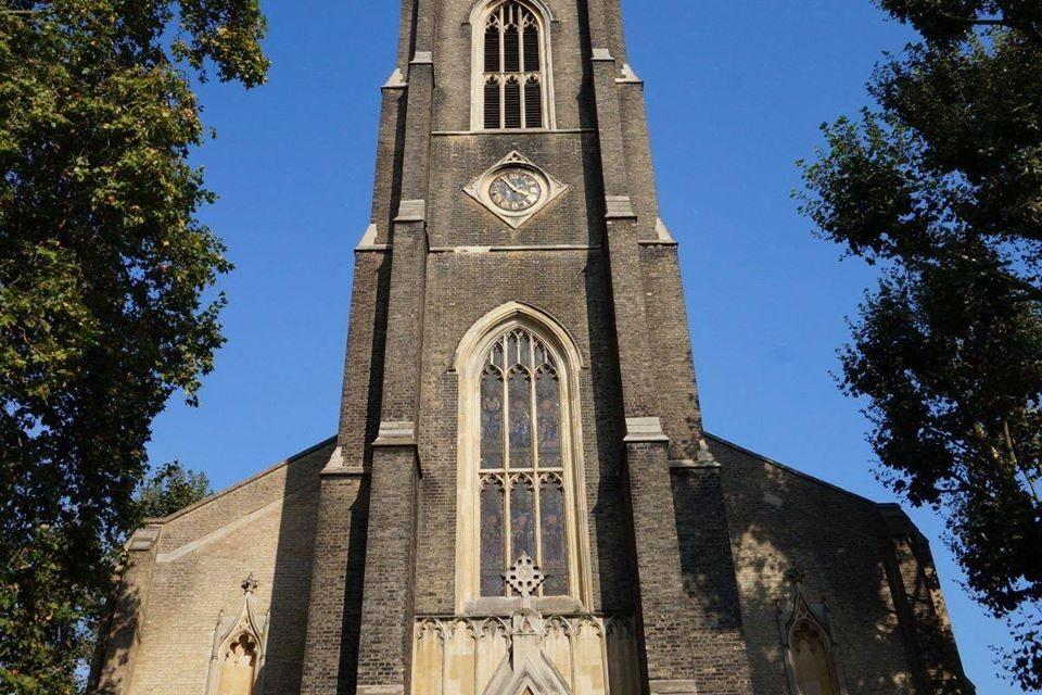 Daily virtual tea parties at St Paul's Church, Knightsbridge
