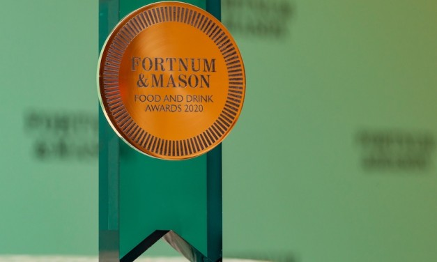 Fortnum & Mason Awards takes place in isolation