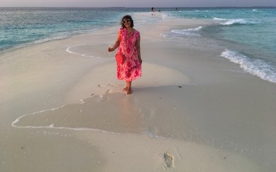 Mayfair Times editor Selma Day on life without travel