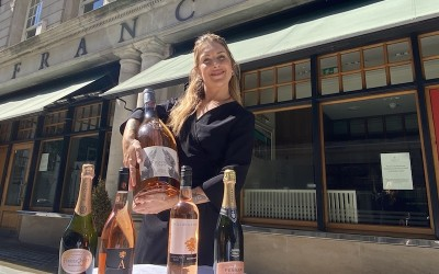 Rosé recommendations from St James's stalwart, Franco's