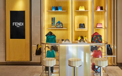 Fendi Travelling Peekaboo Bar lands in New Bond Street
