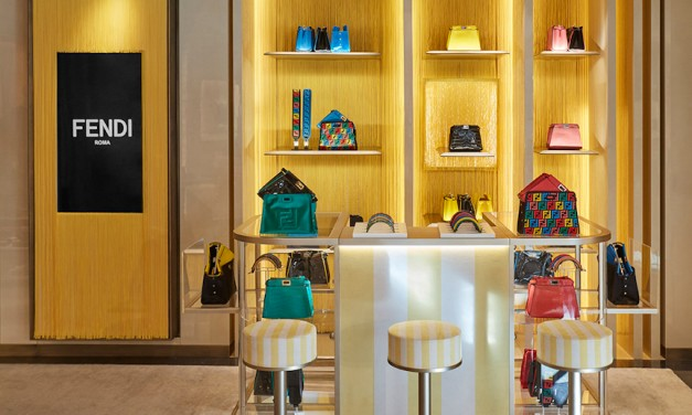 Fendi Travelling Peekaboo Bar lands in New Bond Street