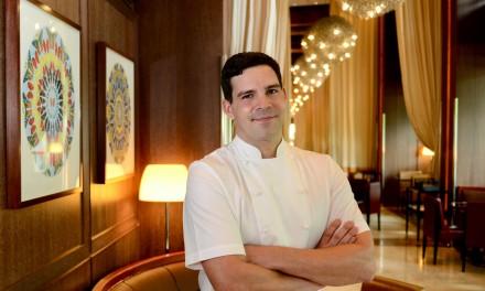 New executive chef at 45 Park Lane