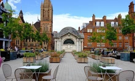Mercato Mayfair creators launch Brown Hart Gardens café