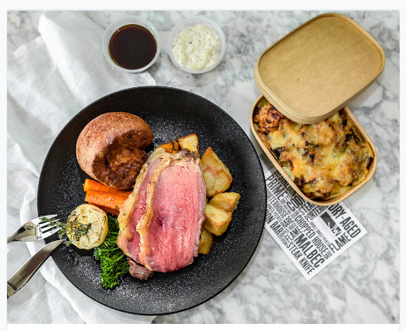 JW Steakhouse offers family lunch in-house or at home