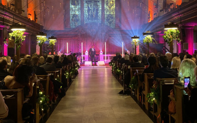 Quintessentially Foundation's The Fayre of St James's carol concert