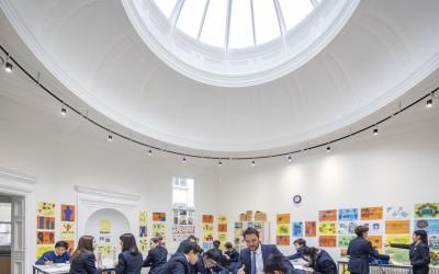Eaton Square School Celebrates Creativity & Innovation Day