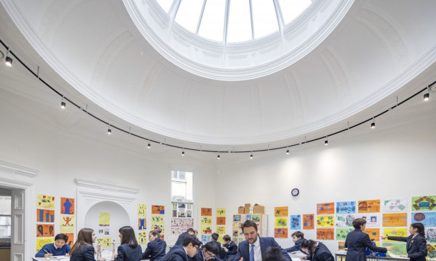 Eaton Square School Celebrates Creativity & Innovation Day